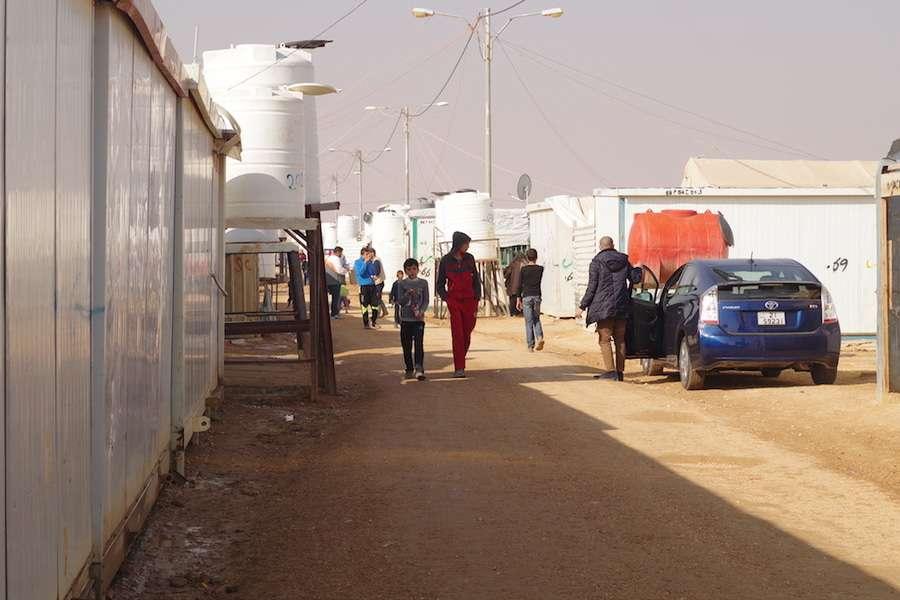 シリア難民を巡る旅〜ヨルダン編「ザータリ難民キャンプの生活、とキャンプの外に住む人たち」